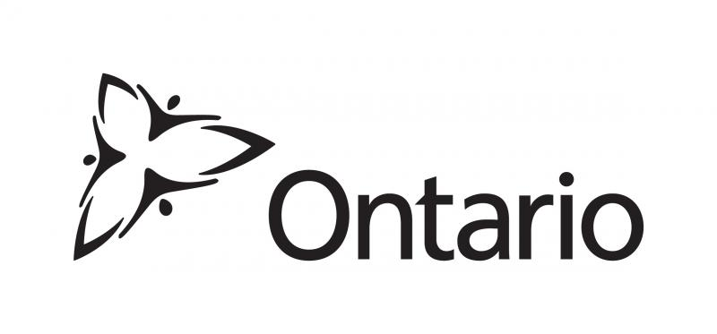 Ontario Ministry of Tourism and Culture logo