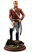 Sir Isaac Brock Figurine