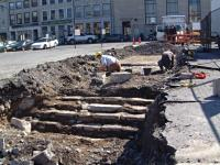 Excavating Kingston's Market Square